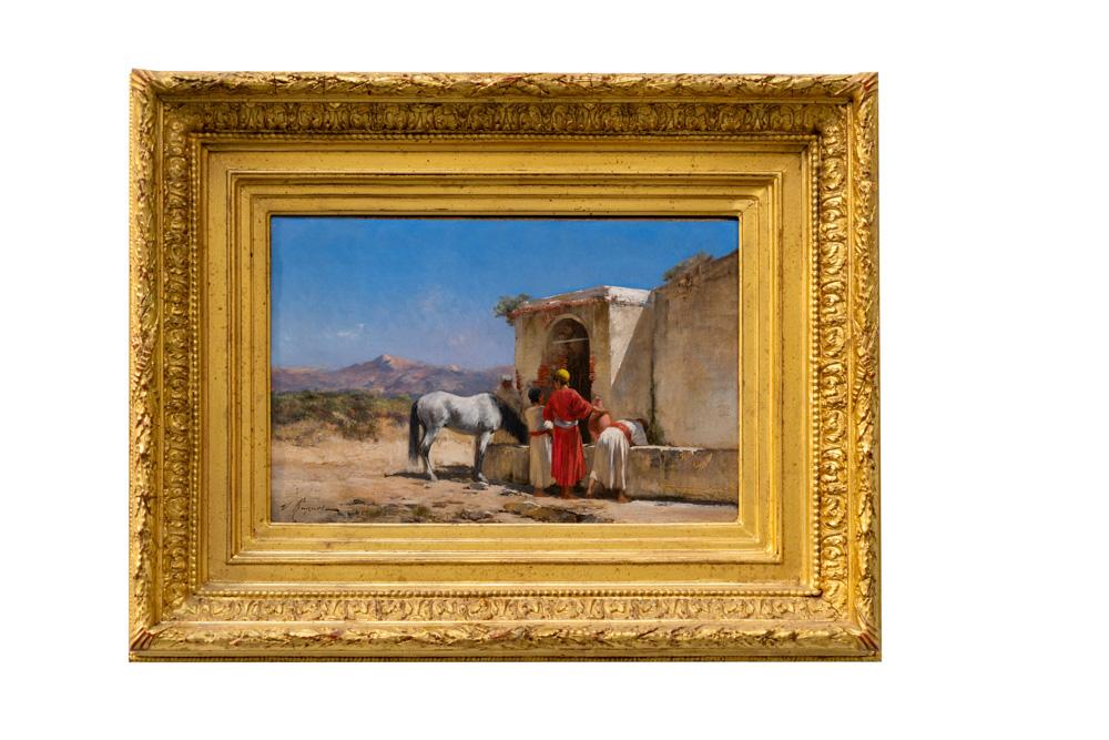 Horse Oil on canvas
